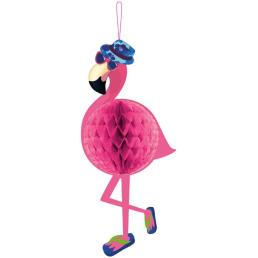 honeycomb flamingo