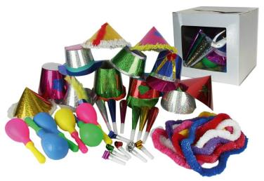 Partyset 12 pers