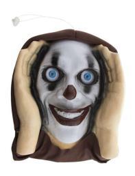 raamdeco horror clown