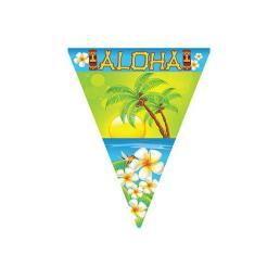 Vlaggenlijn hawai 5 meter