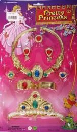 Princess set goud