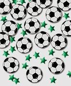 Tafelconfetti voetbal