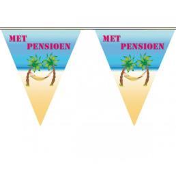 Vlaggenlijn pensioen 5 mtr