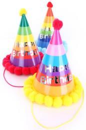 feesthoedje happy birthday