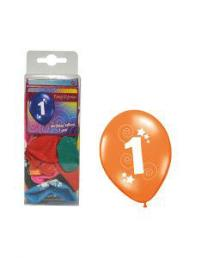 ballonnen 1 jaar 12 st