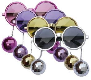 Bril disco ball