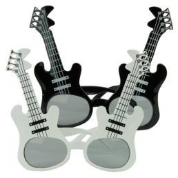 Bril gitaar