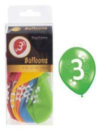 ballonnen 3 jaar 12 st