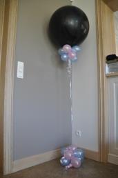 Ballon geslacht baby
