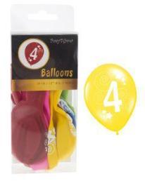 ballonnen 4 jaar 12 st