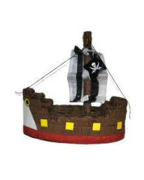 Pinata piratenboot