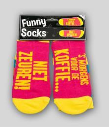 funny socks niet zeuren