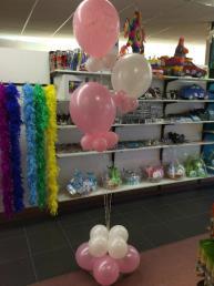 Balloncompositie 3 x 18 inch