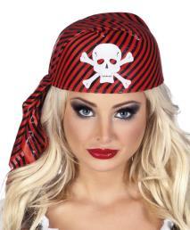 Pirate Cap (bandana look)