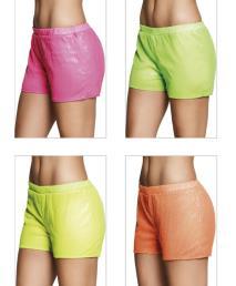 Hotpants neon