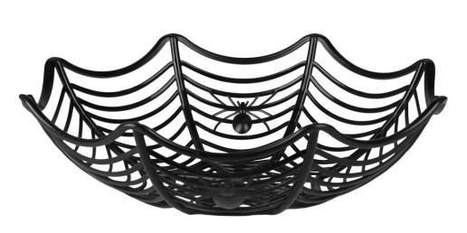 Snoepmand spinnenweb