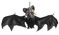 Deco vleermuis, beweging/licht/geluid