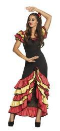 Spaans Rumba Dame