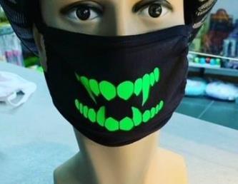 mondkapje tanden GID