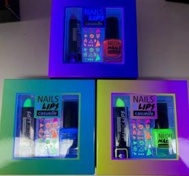 Neon geschenkset