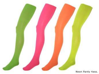 Panty neon 60 den