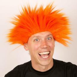 Electric shock oranje