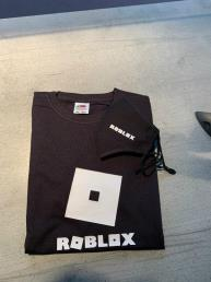 roblox set t-shirt + mondmasker