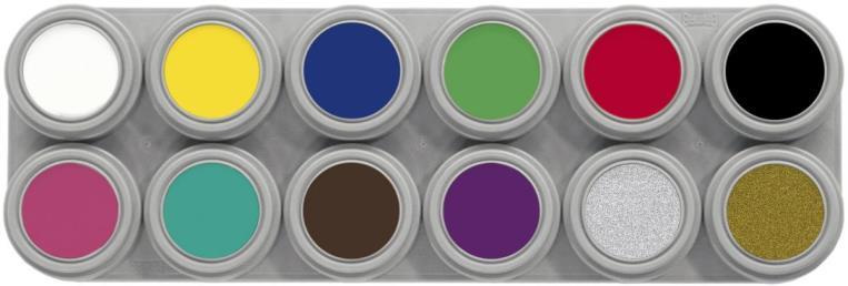 Water make up palet 12 st