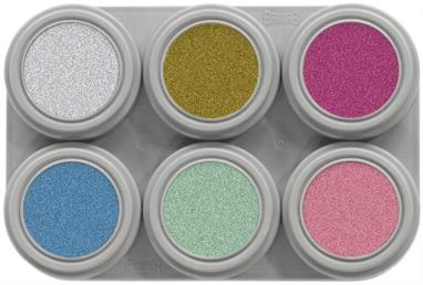 Water make up palet pearl 6st